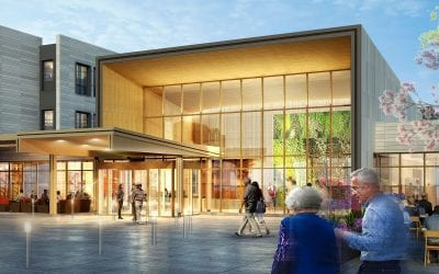 THE BALDWIN | WINNER OF AIA DESIGN FOR AGING SPECIAL RECOGNITION AWARD